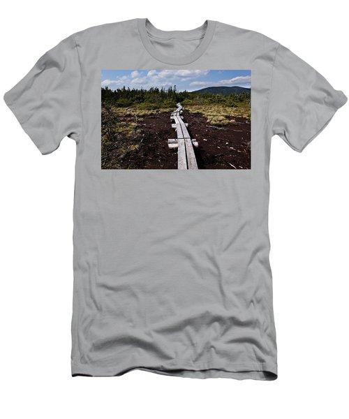 Bridge To Mizpah Men's T-Shirt (Athletic Fit)