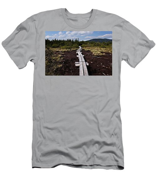 Bridge To Mizpah Men's T-Shirt (Athletic Fit)