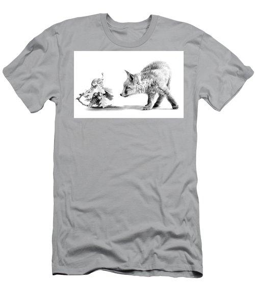 Brief Encounter Men's T-Shirt (Athletic Fit)