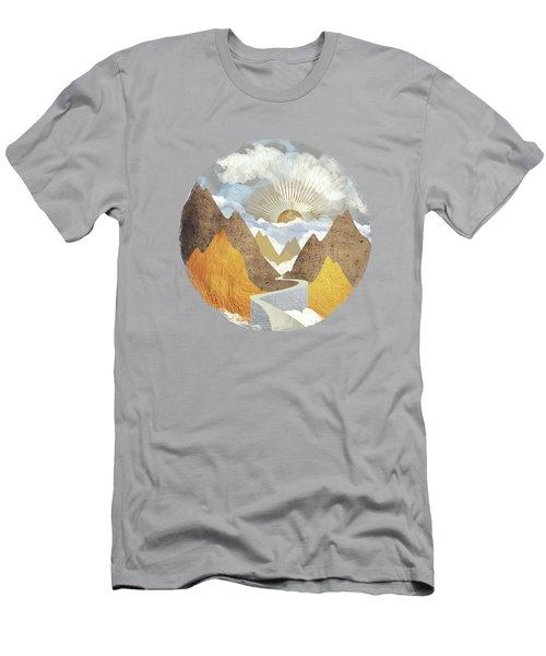 Bright Future Men's T-Shirt (Athletic Fit)