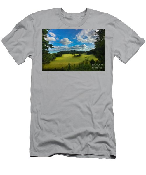 British Countryside Men's T-Shirt (Athletic Fit)