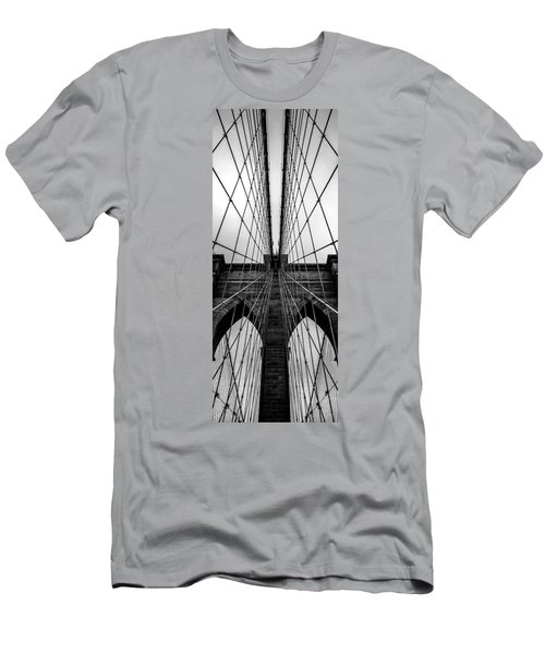 Brooklyn's Web Men's T-Shirt (Athletic Fit)