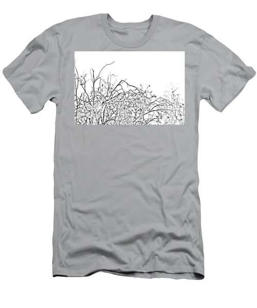 Brush Men's T-Shirt (Athletic Fit)