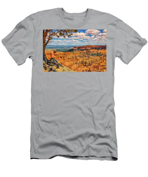 Bryce Canyon Overlook Men's T-Shirt (Athletic Fit)