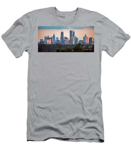 Buckhead Atlanta Skyline Men's T-Shirt (Athletic Fit)