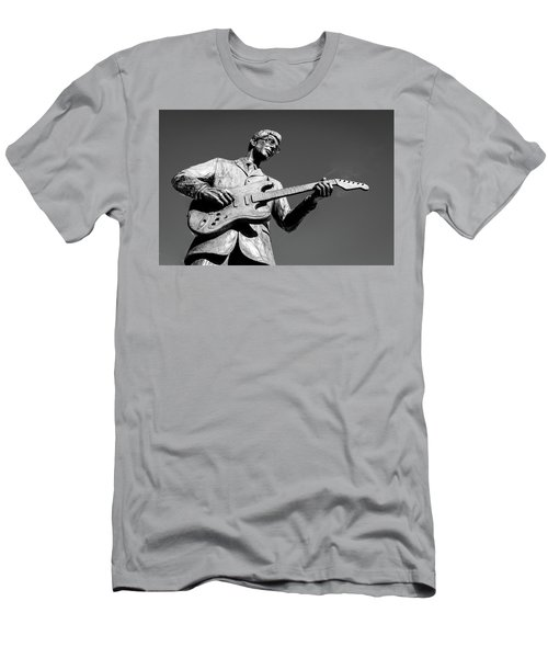Buddy Holly 4 Men's T-Shirt (Athletic Fit)