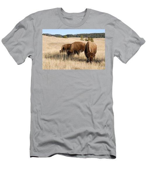 Buffalo Gals Men's T-Shirt (Athletic Fit)