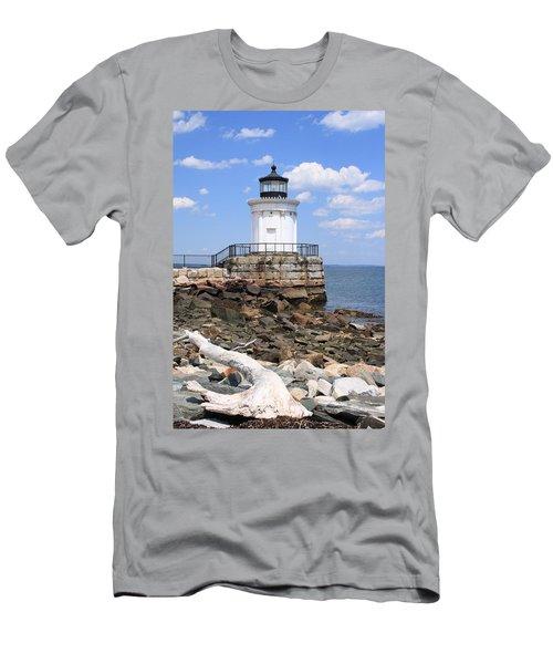 Bug Lighthouse Men's T-Shirt (Athletic Fit)
