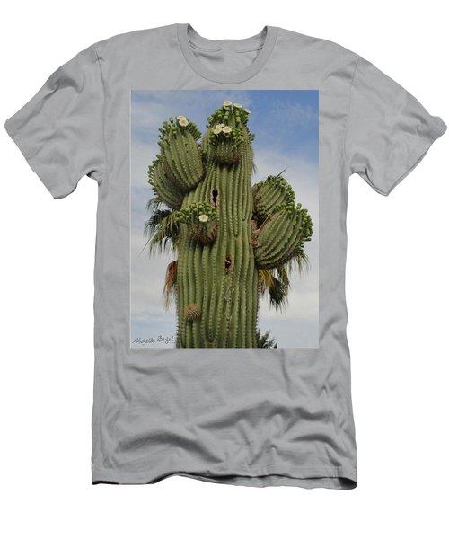 Building A Nest Men's T-Shirt (Athletic Fit)
