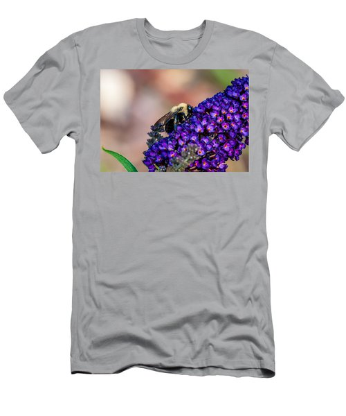 Bumble Bee Men's T-Shirt (Athletic Fit)