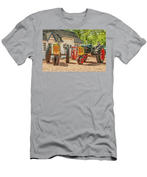 Burg Pull Olivers Men's T-Shirt (Athletic Fit)