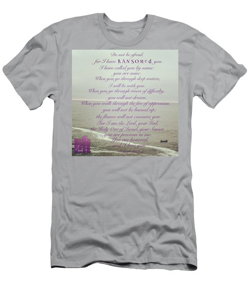 But Now, O Jacob, Listen To The Lord Men's T-Shirt (Athletic Fit)