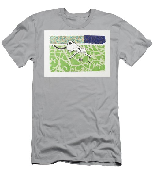 But We Were Just Starting To Have Fun Men's T-Shirt (Slim Fit) by Leela Payne