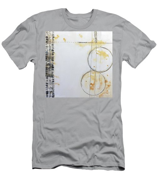 Butterfly Tracks Men's T-Shirt (Athletic Fit)