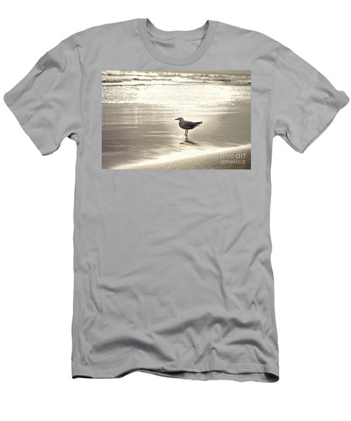 By The Sparkling Sea Men's T-Shirt (Athletic Fit)