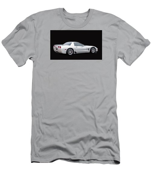 C6 Corvette Men's T-Shirt (Athletic Fit)