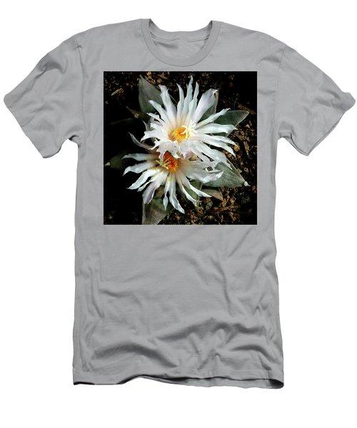 Cactus Flower 7 2 Men's T-Shirt (Athletic Fit)