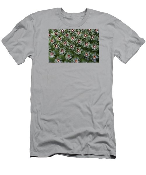 Men's T-Shirt (Athletic Fit) featuring the photograph Cactus by Ken Barrett