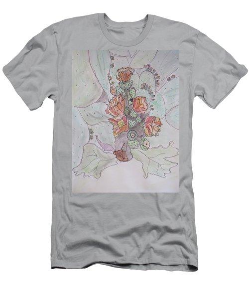 Cactus Voices  #1 Men's T-Shirt (Athletic Fit)
