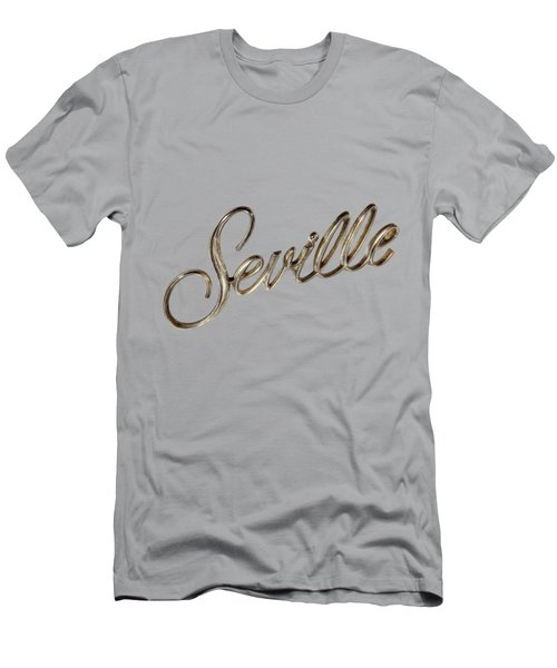 Cadillac Seville Emblem Men's T-Shirt (Athletic Fit)