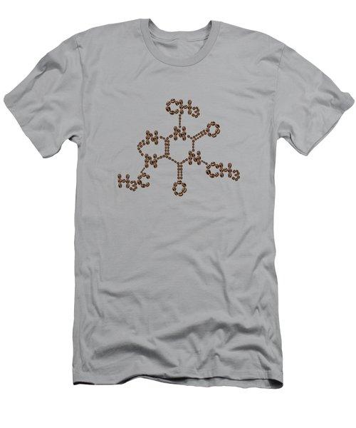 Caffeine Men's T-Shirt (Athletic Fit)