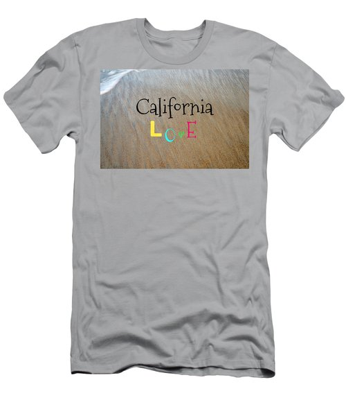 Cali Love Men's T-Shirt (Athletic Fit)