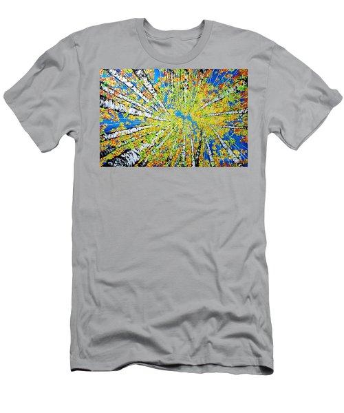Calming Canopy Men's T-Shirt (Athletic Fit)