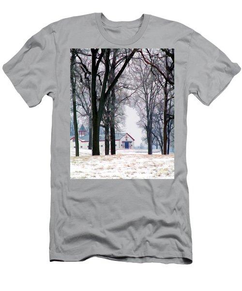 Calumet Winter Men's T-Shirt (Athletic Fit)