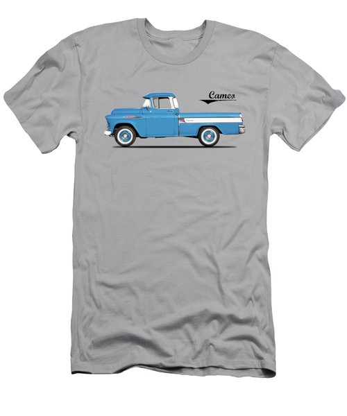 Cameo Pickup 1957 Men's T-Shirt (Athletic Fit)