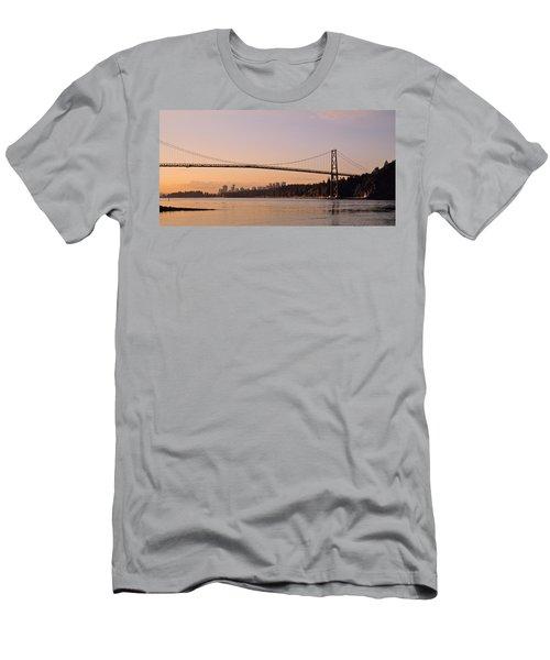 Canada, British Columbia, Vancouver Men's T-Shirt (Athletic Fit)