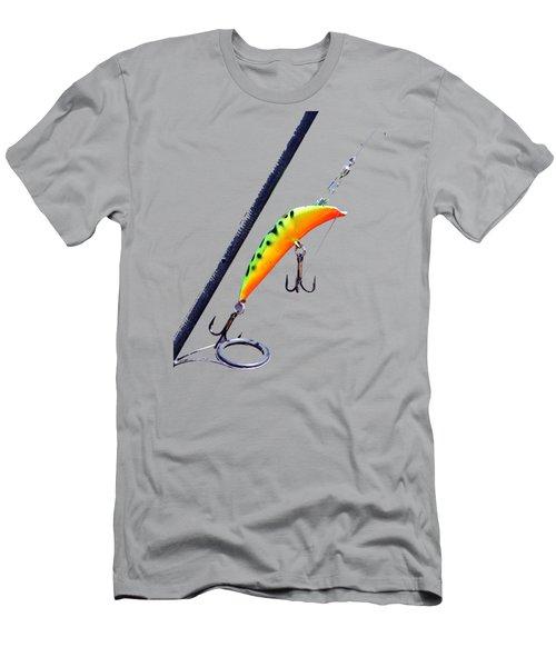 Canadian Wiggler Men's T-Shirt (Athletic Fit)