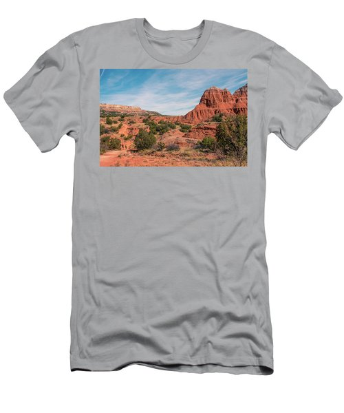 Canyon Hike Men's T-Shirt (Athletic Fit)