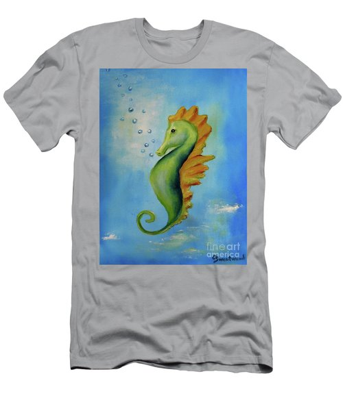 Captain Bubbles Men's T-Shirt (Athletic Fit)