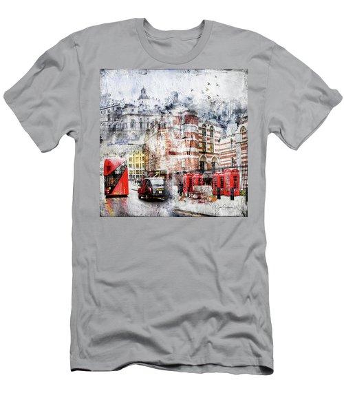 Carey Street Men's T-Shirt (Athletic Fit)