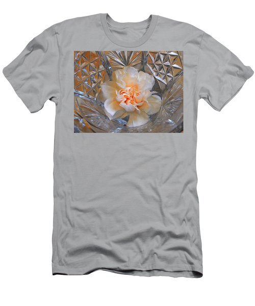 Carnation In Cut Glass 7 Men's T-Shirt (Athletic Fit)