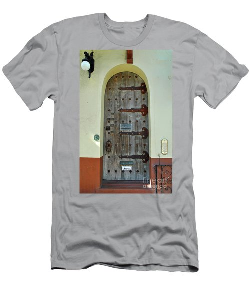 Men's T-Shirt (Athletic Fit) featuring the photograph Casa Hemingway by Jost Houk