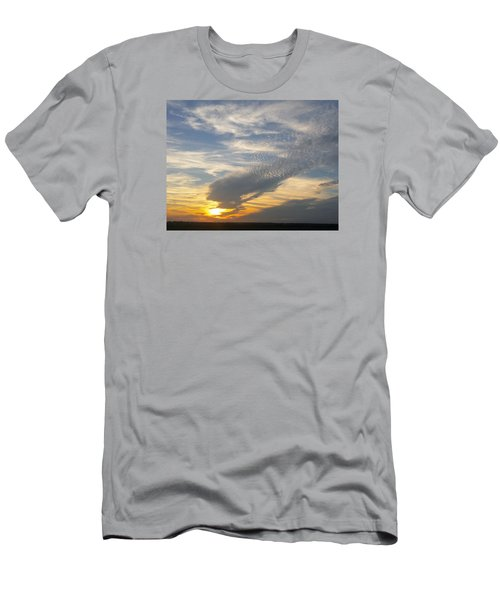 Catch The Morning Sun Men's T-Shirt (Athletic Fit)