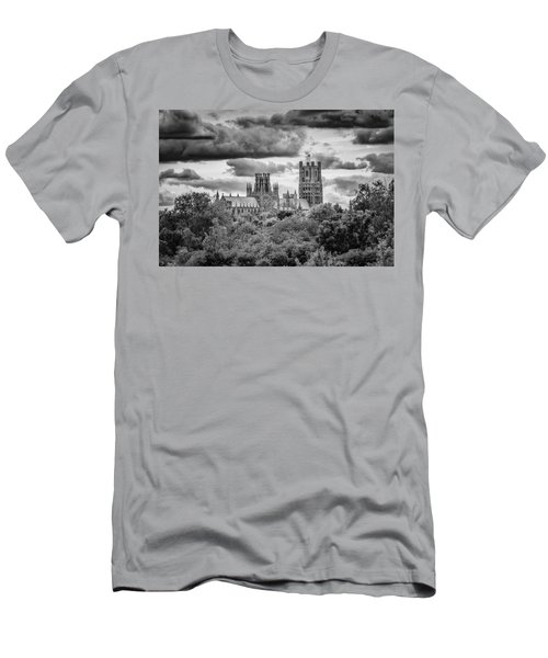Cathedral From The North-east Men's T-Shirt (Athletic Fit)