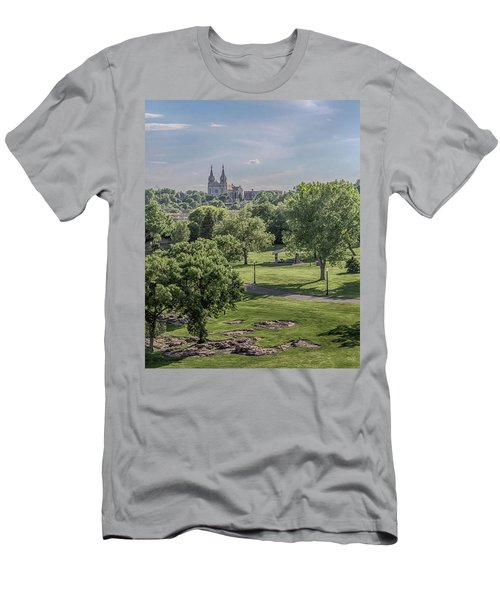 Cathedral Of St Joseph #2 Men's T-Shirt (Athletic Fit)