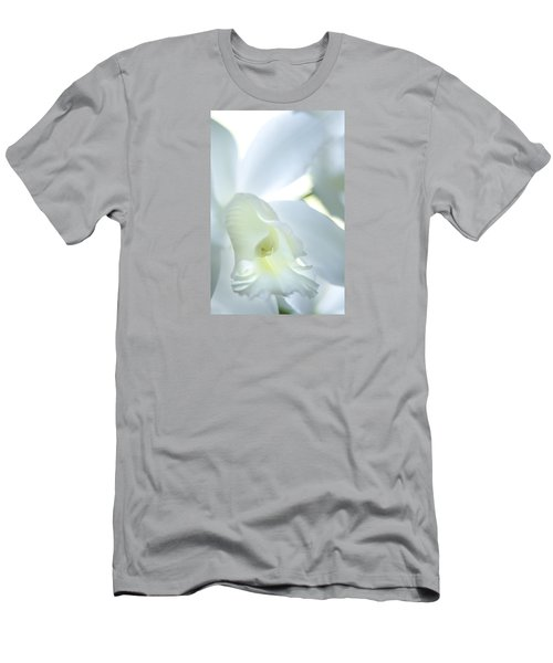 Cattleya Orchid #1 Men's T-Shirt (Slim Fit) by George Robinson