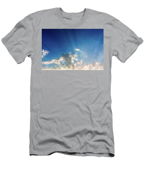 Men's T-Shirt (Athletic Fit) featuring the photograph Cause For Hope by SR Green