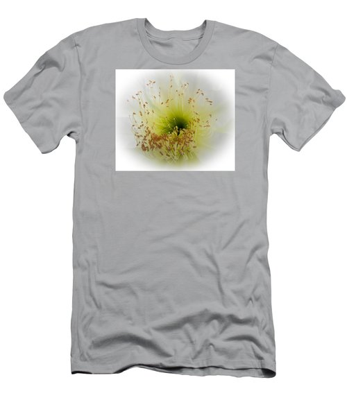 Cctus Flower Men's T-Shirt (Athletic Fit)