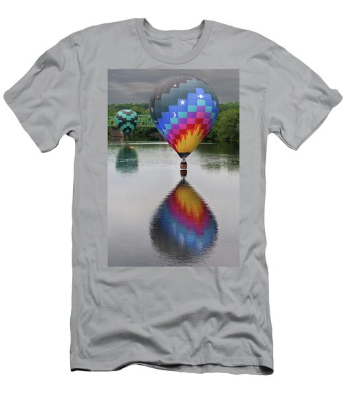 Celestial Reflections Men's T-Shirt (Athletic Fit)