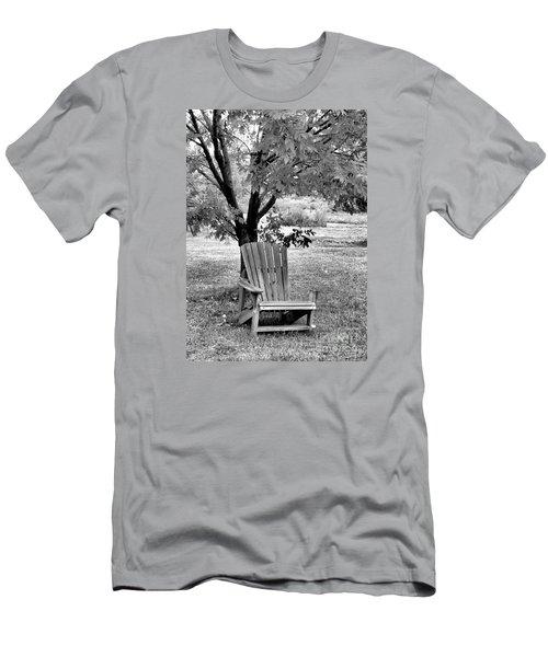 Chair Men's T-Shirt (Slim Fit) by John Krakora