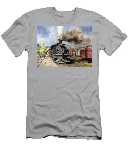 Chama Arrival Men's T-Shirt (Athletic Fit)
