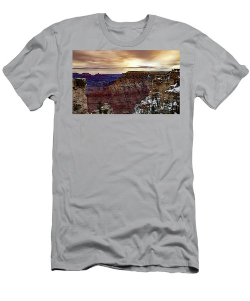 Changing Of The Seasons Men's T-Shirt (Athletic Fit)