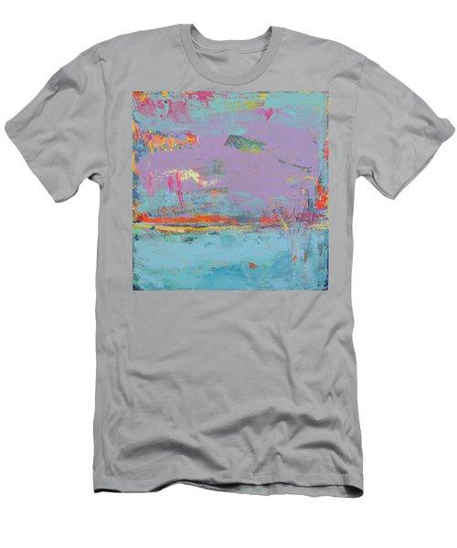 Chant D'oiseaux 1 Men's T-Shirt (Athletic Fit)
