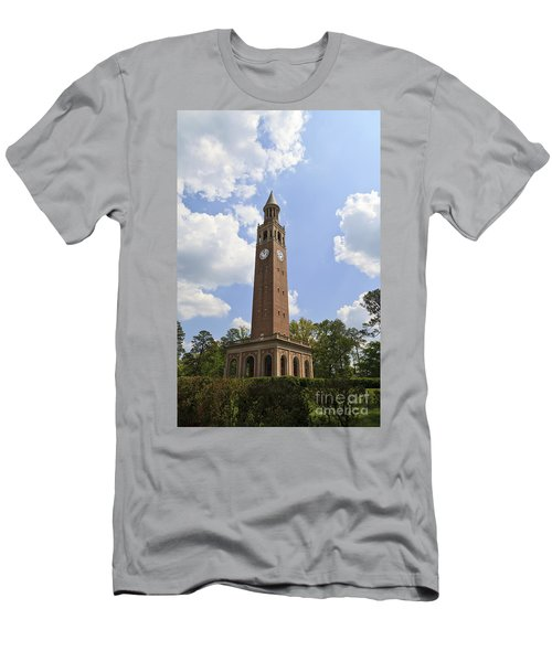 Chapel Hill Bell Tower Men's T-Shirt (Athletic Fit)