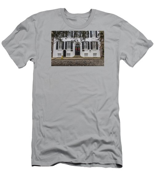Charleston Doorway 3 Men's T-Shirt (Athletic Fit)