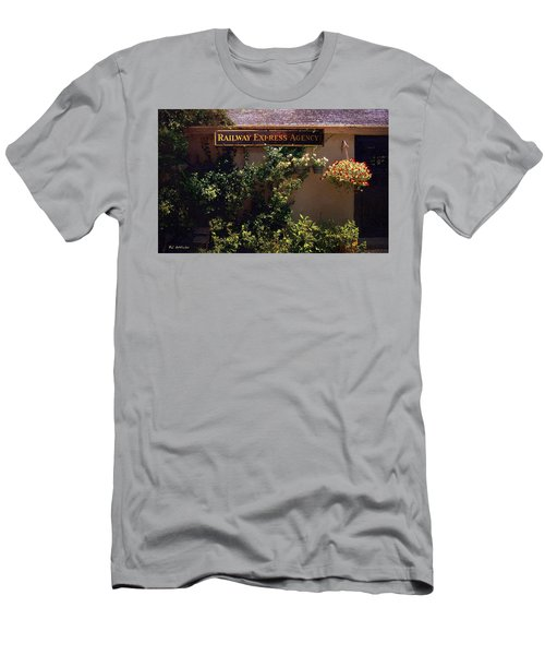 Charming Whimsy Men's T-Shirt (Slim Fit) by RC deWinter